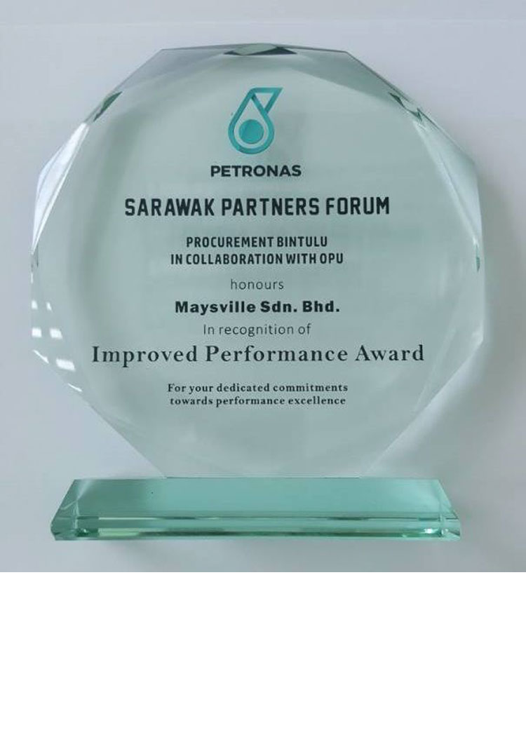 Sarawak Partners Forum – Improved Performance Award 2016